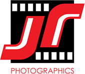 JR Photographics logo