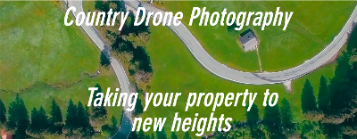 Country Drone Photography