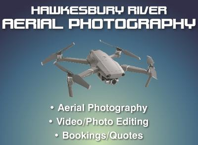 Hawkesbury River Aerial Photography