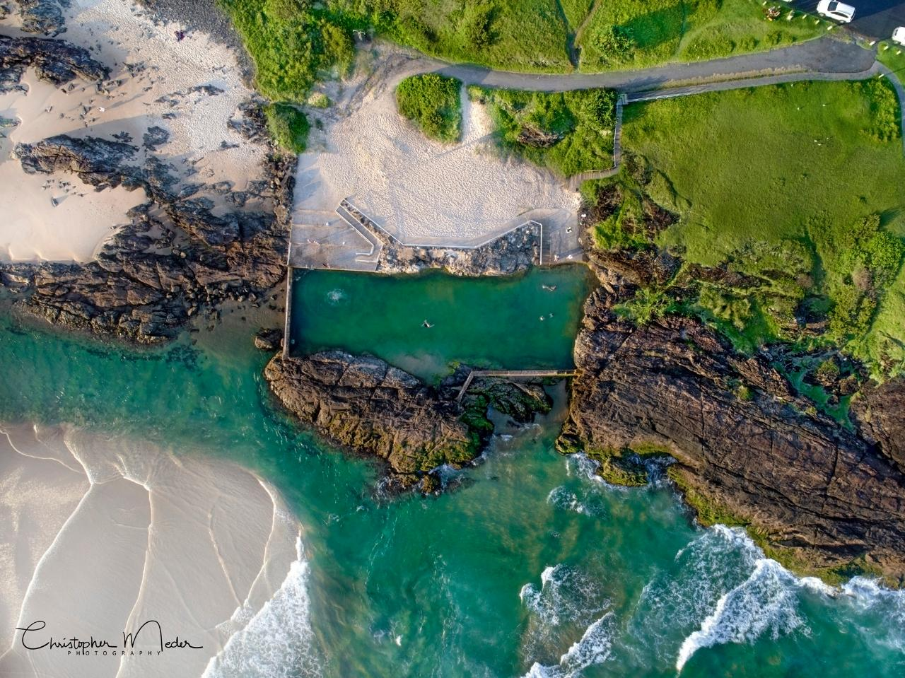 Aerial photography, drone photography by Christopher Meder Photography